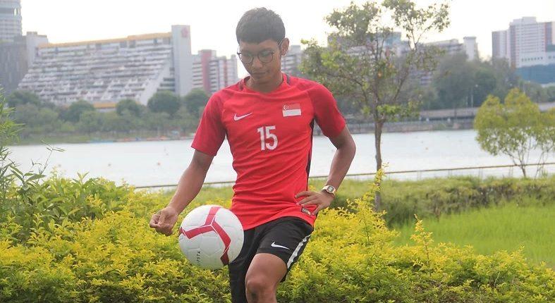 ISA Student, Muhammad Zulqarnaen